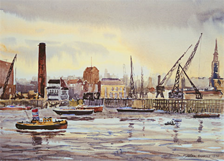 Old View Prospect of Whitby